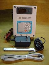Alarme telefônico de temperatura para câmara fria - Modulo master