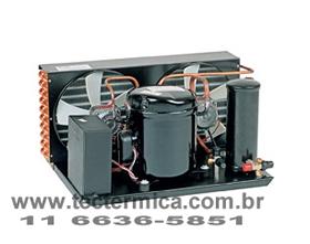 Equipamento para climatização de adega - Condensadora modelo 1