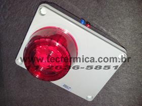 Alarme da Norma NR36 - Modelo SLC - Disparo a distancia