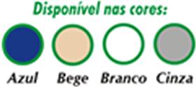 Porta flexível - Paleta de cores
