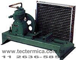 Unidade condensadora aberta - Modelo 4